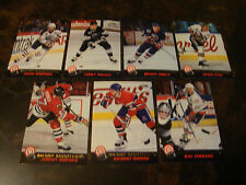 1992-93 Score Hockey--Sharp Shooters--Lot Of 7--No Dupes--Multi-Lots--See List