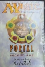 Magic the Gathering Portal 2 Second Age 2 Player Sealed Starter Deck Kit WOTC