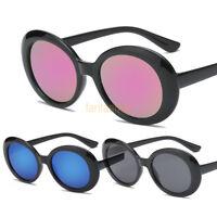 Summer NIRVANA Mirrored Glasses Sunglasses Round Kurt Cobain For Women Vintage