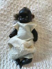 Bisque baby doll, 5 inches