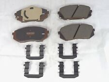 GENUINE HYUNDAI IX35 Tucson Front Disc Brake Pad Kit - 581012YA00