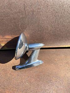 Chrome Mirror Dodge DeSoto Chrysler Plymouth MoPar 55 56 57 58 1955 1956 1957