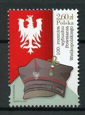 Poland 2018 MNH Wielkopolska Greater Poland Uprising 1v Set Military War Stamps