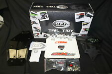 R&G TAIL TIDY FENDER KIT KTM 125 200 390 DUKE SMOKE SMOKED LED LIGHT RG LP0108BK