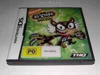 El Tigre Adventure of Nanny Rivera Nintendo DS 2DS 3DS Game *Complete*