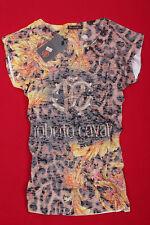 Brand New Roberto Cavalli Women'S T-Shirt Sz. 50(XL)