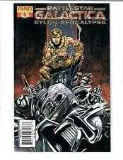 Battlestar Galactica #4 2007 Dynamite Comic.#107437*4