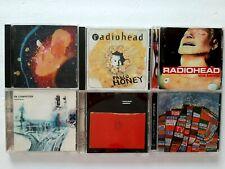 CD Set of 6 Radiohead (1327)