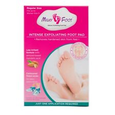 * MILKY FOOT REGULAR INTENSE EXFOLIATING FOOT PAD  FITS UP TO WOMEN SIZE 9
