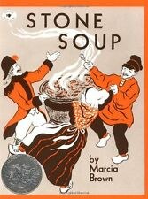 Stone Soup (Aladdin Picture Books) by Marcia Brown
