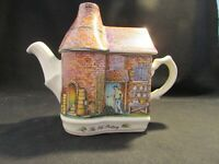 Sadler Made In England, The Old Pottery Ornate Teapot MINT ITEM