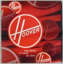 Hoover 33 tours Publicitaire Hoover vous donne le temps de vivre