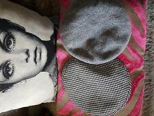 Sombrero de hombre de dos tonos Ska Tirantes instantánea Kit años 70 años 80 Olly Murs Elaborado Vestido Stag