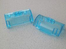 Lego 15361# 2x Zylinder 3x5x8 Transparent hell blau 70169 70731 44017