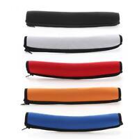 Neoprene Zipper Headband Cover Case for ATH-MSR7 M50//M40/M30X Headphone Headset