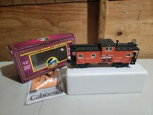 MTH Premier 20-91021 New Haven Extended Vision Caboose