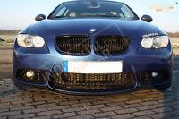 BMW 3er E90 E91 E92 E93 - Air Scoops Schwarz -