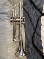 Besson International Silver plated Trumpet -CONSIDERING ALL OFFERS