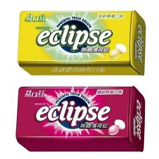 Wrigley's Eclipse Mints Lime/ Berry Flavored Sugar Free 31g x 2 (Select) 易口舒 薄荷錠