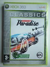 Burnout Paradise Jeu Vidéo XBOX 360