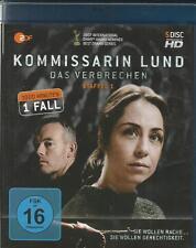 Kommissarin Lund - Das Verbrechen / Staffel 1 - 5-Disc / Blu-Ray