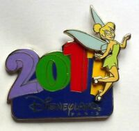 Disney Pin Badge WDW - 2011 - Tinker Bell