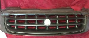 USED 1999 - 2000 Plymouth Voyager Front Grille OEM P/N #04676516  Green/Black
