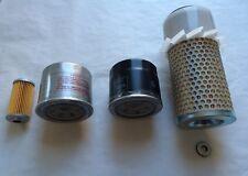 Filter Öl Kraftstoff Luft Hydraulik oil fuel passend für Gutbrod 4200 Allrad
