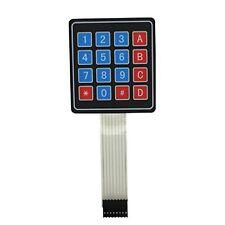acc-161  4 x 4 Matrix Keypad Membrane Switch 8 pins connector SCM Outside