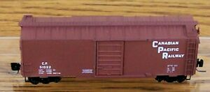 Z SCALE~ MICRO-TRAINS  MTL  500 00 110-Canadian Pacific Railway-RD# 51022