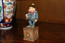 Efteling Holland Gnome Letter O Oil Statue The Laaf Collection 1998 Ltd Ed