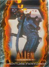 CARTES - CARDS DE COLLECTION SERIE CINEMA FILM ALIEN NUMERO 66