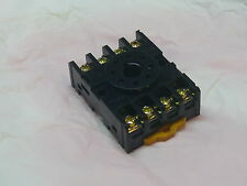 OMRON INDUSTRIAL AUTOMATION - PF083A-E -  DIN/SURFACE, 8 PIN, RELAY