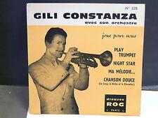 GILI CONSTANZA Play trumpet ROG 528