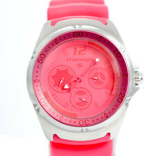 FREESTYLE HAMMERHEAD LDS QUARTZ WOMENS WATCH FS84942 PINK RUBBER BAND & DIAL