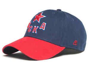 "HC CSKA Moscow KHL ""Classic"" Cap Hat"