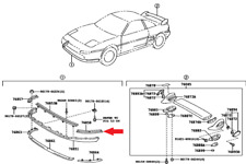 TOYOTA MR2 1991-1995 SW20 OEM ENGINE LID PROP ROD ASSEMBLY GENUINE NEW
