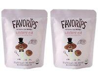 FAVORIPS Korea Oyster Mushroom Crispy Chips Snack