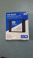 WD Blue PC SSD 250gb Internal SATA Solid State Drive for Laptops