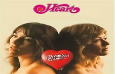 Heart - Dreamboat Annie - New 180g Vinyl LP - Pre Order 17th June