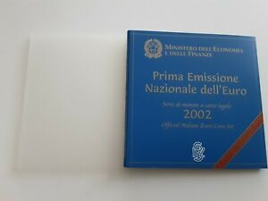 Euro KMS Italien 2002 Original Hülle