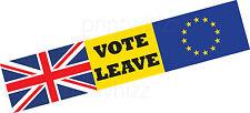 UE voto lasciare l'Europa brexit Auto Adesivo Finestra Porta Business Van Taxi