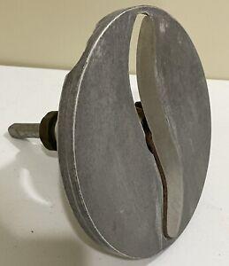 #12 S-Blade Adjustable Slicer Spindle ONLY for Hobart Pelican Head
