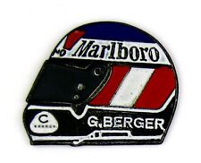 Pin's pin badge ♦ SPORT AUTOMOBILE F1 FORMULE 1 CASQUE INTEGRAL G.BERGER