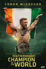 Conor McGregor Featherweight Champion UFC New Licensed Maxi Poster 61 x 91.5cm