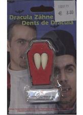 Dents de Vampire canines 2.1 cm 80556434 bonne qualité thermoplastique halloween