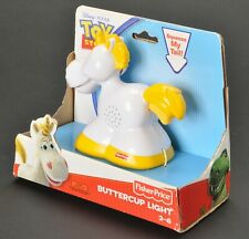Disney Toy Story 3 Buttercup Light Fisher Price New Old Stock Talking 2011