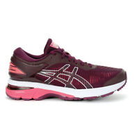 ASICS Women's Gel-Kayano 25 Roselle/Pink Cameo Running Shoes 1012A026.500 NEW