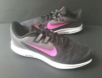 Womens Size 8.5 Sneakers BLACK NIKE  DOWNSHIFTER RUN FAST AQ7486 EUR 40