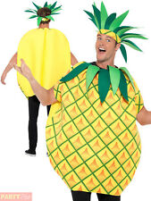 Pineapple Fancy Dress Costume Food Fruit Unisex Outfit by Smiffys